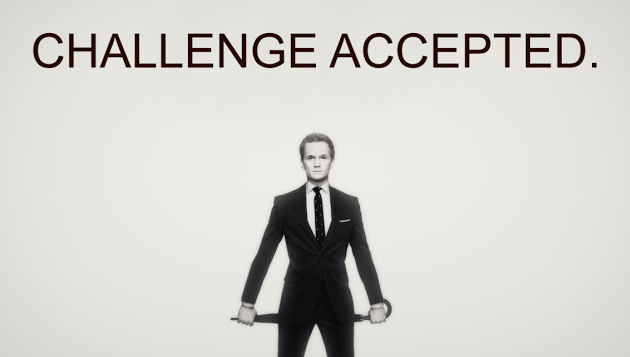 Challenge Accepted?